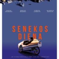"""Filmas """"Senekos diena"""" išrinktas Lietuvos pretendentu siekti """"Oskaro"""""""