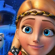 """Po pirmųjų dviejų dalių sėkmės į kino teatrus atkeliauja itin moderni animuota ir nauja pasaka """"Sniego karalienė 3"""""""