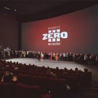 """Rekordinis """"Zero III"""" startas kino teatruose: aplenktas net """"Redirected / Už Lietuvą!"""""""