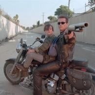 """Berlyno kino festivalyje rodomas 3D formate atkurtas  """"Terminatorius 2: Paskutinio teismo diena"""""""