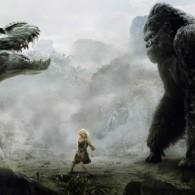 """""""Godzilos"""" kūrėjai į kino teatrus grąžina legendinį King Kongą"""