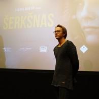 """Kino namuose TAURAPILIS įvyko režisieriaus Šarūno Barto filmo """"Šerkšnas"""" premjera"""