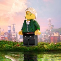 """""""LEGO Ninjago filmo"""" kovų scenas kūrė pats Jackie Chanas"""