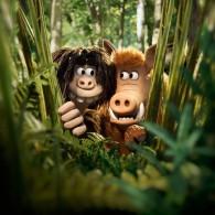 """""""Voliso ir Gromito"""" režisierius vaikus nukels į nuotaikingą Dago iš Akmens amžiaus pasaulį"""