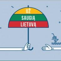 """Visoje Lietuvoje: Prezidentės inicijuotos kampanijos """"Už saugią Lietuvą"""" ir """"Kino pavasario"""" atidarymo filmo seansai-diskusijos"""