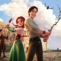 """Kinuose filmas šeimai """"Pagrobta princesė"""" – brangiausias Ukrainos animatorių darbas"""