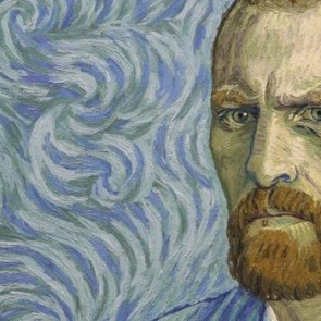 Nemokamas kino seansas po atviru dangumi Utenoje: tapytas filmas apie Vincentą Van Goghą