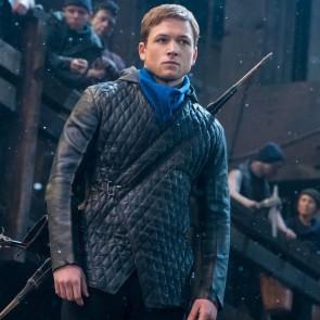 """Į kino teatrus atkeliauja naujausias """"Robinas Hudas"""" : legenda, kurią pažįstame, bet istorija, kurios dar nežinome"""