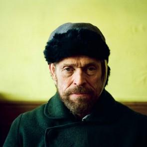 Aktorius W. Dafoe imasi Vincento Van Gogo vaidmens