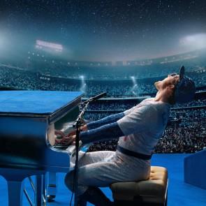 Pasirodė pirmasis Dexterio Fletcherio filmo apie Eltoną Johną anonsas