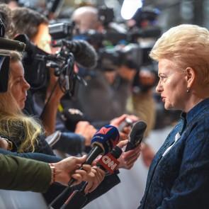 Netrukus kino teatruose – Donato Ulvydo filmas apie Prezidentę Dalią Grybauskaitę