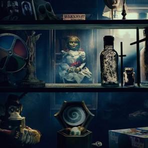 """Išleistas antrasis filmo """"Anabelė 3″ anonsas: tęsiama """"Išvarymo"""" istorija"""