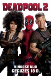 Deadpool 2 / The Untitled Deadpool Sequel / Deadpool 2 (2018)