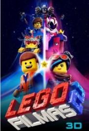 Lego filmas 2 (dubliuotas), 3D