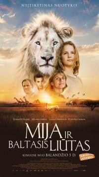 Mija ir baltasis liūtas (dubliuotas)