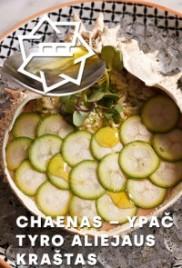 KP19: Chaenas – ypač tyro aliejaus kraštas
