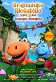 Drakoniuko Riešutėlio nuotykiai: atostogos džiunglėse (dubliuotas)