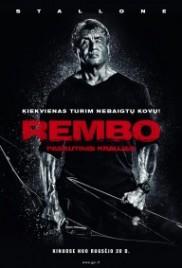 Rembo. Paskutinis kraujas