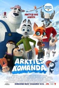 Arkties komanda (dubliuotas)