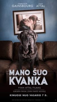 Mano šuo Kvanka