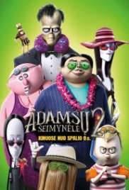 Adamsų šeimynėlė 2 (dubliuotas)